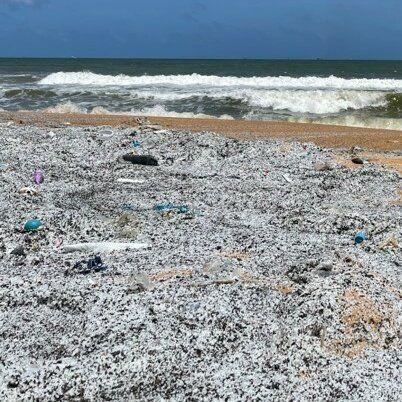 Scherben am Strand - BeachTech Strandreiniger